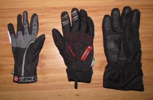 Rękawiczki do wyboru