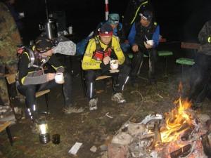 Bigos o 5 nad ranem po 64km zawsze smakuje :) (C) http://rogaining.pl/