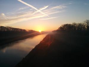 Dzień pierwszy- w promieniach wschodzącego słońca