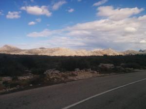 Widoczki w okolicy La Vall d'Ebo
