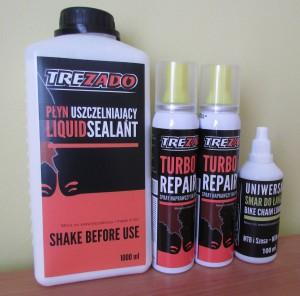 Wkrótce test produktów Trezado