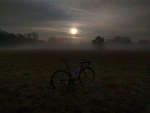 Czasem opłaca się pojeździć z rana :)