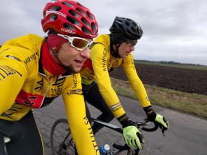 Team ride!