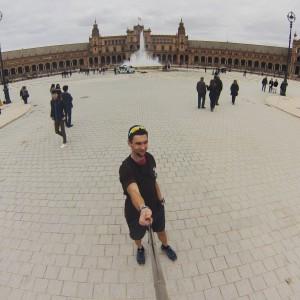 ...a Plaza de España to było drugie wow tego dnia.